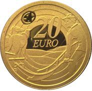 20 euro 2009 Írsko Au PROOF