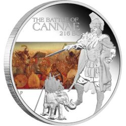 Dollar TUVALU 2009 PROOF Cannae