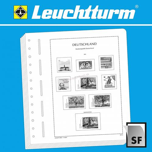 Alb. listy LEUCHTTURM SF ilustr., Hong Kong-China 2015-2016 (93HC/5SF)