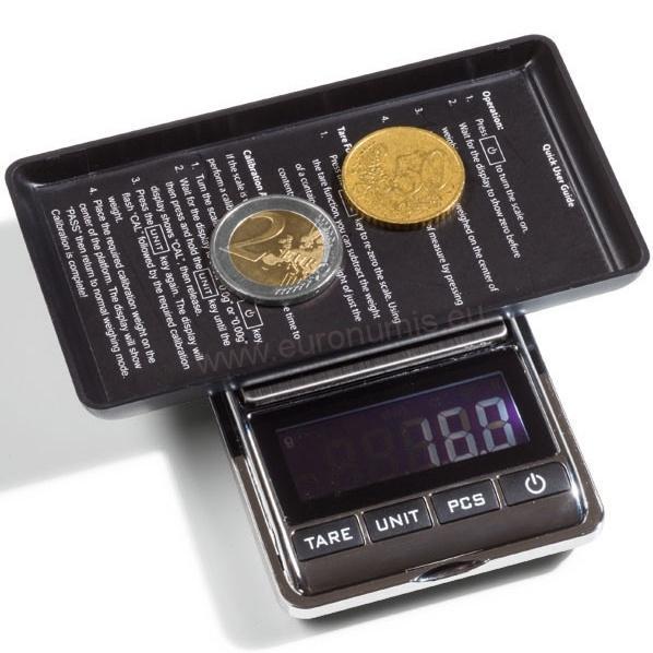 Digitálna váha na mince LIBRA 500  ac1d074c0b9
