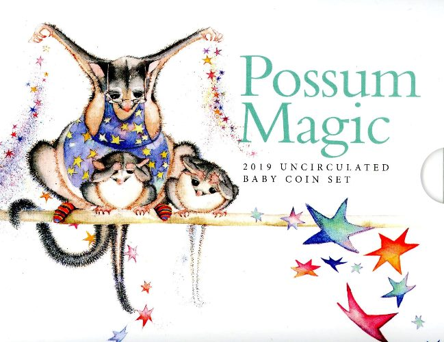 SADA 2019 Austrália UNC Possum Magic