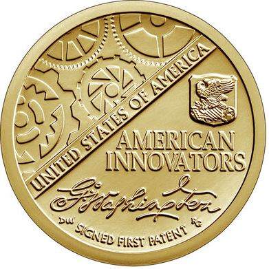 Dollar 2018 D USA UNC American Innovation