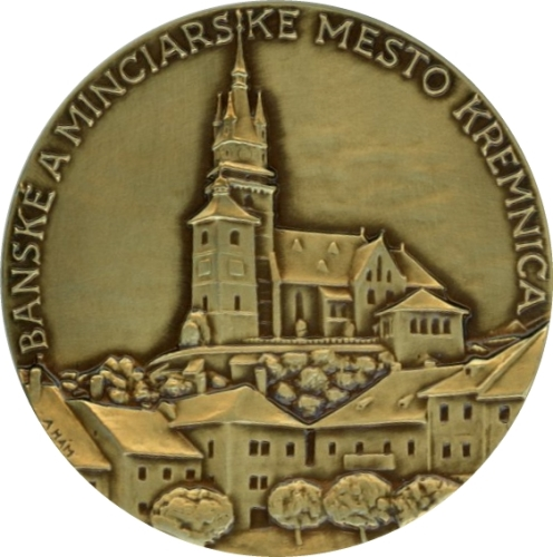 "Magnetka BP ""Kremnica"" 60 mm"