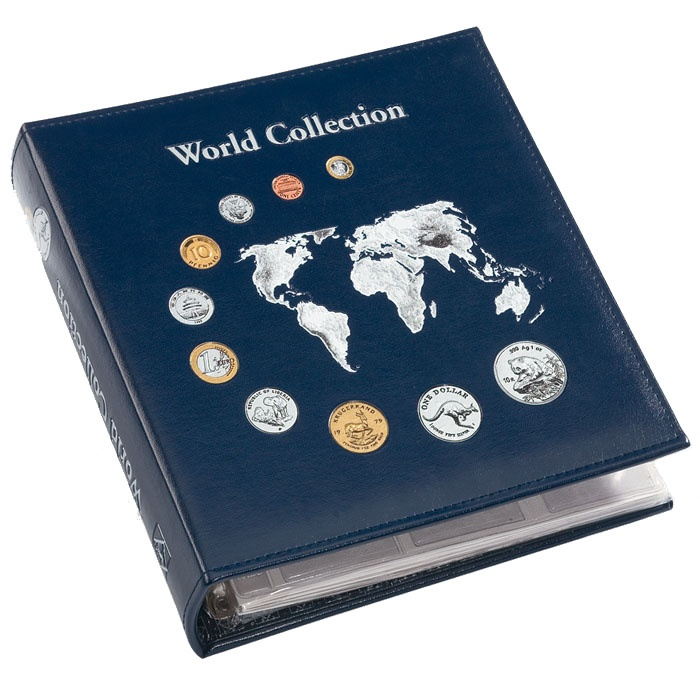 "Album NUMIS na mince""World Collection"" (ALBWOCOLL)"