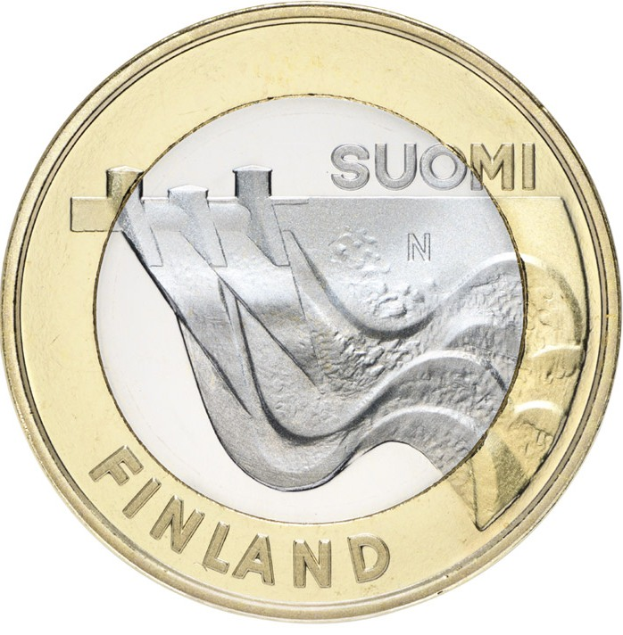 5 EURO 2013 Fínsko cc.UNC Buildings of the Provinces